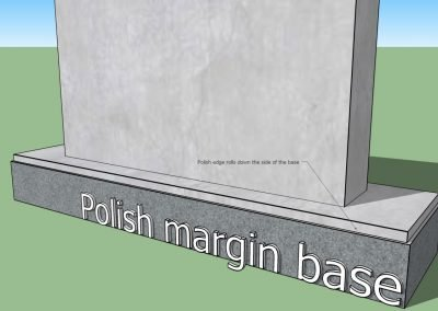 Polish Margin Base