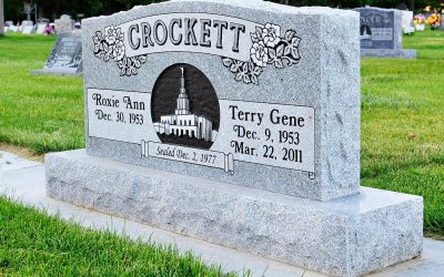 Most Popular Types of Headstones